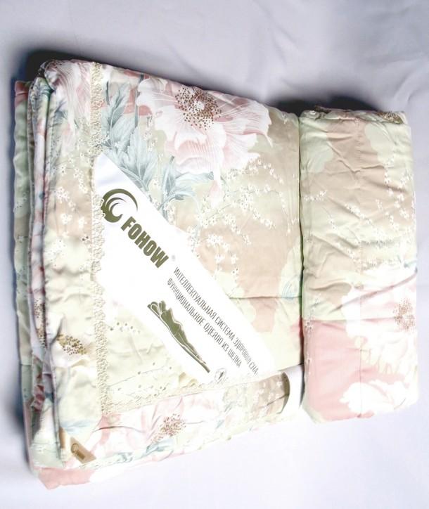 Одеяло из шелка и тенсела